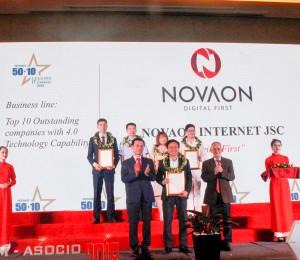 Ông Lê Viết Hải Sơn - Phó Tổng Giám Đốc Novaon